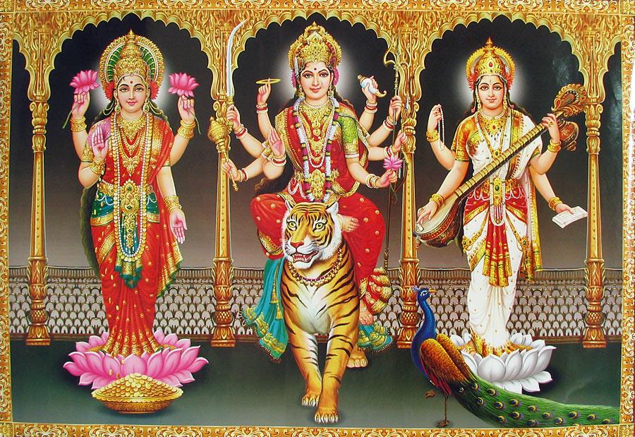 hindu-goddes-poster-DG91_l