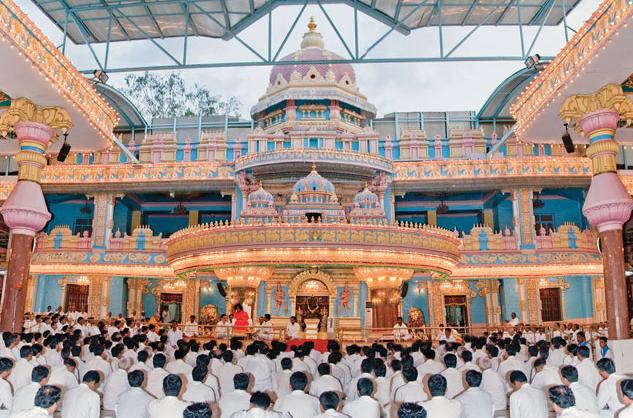 sathya-sai-baba-darshan